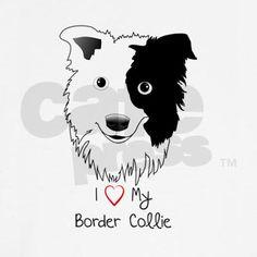 cartoon border collie - Google Search