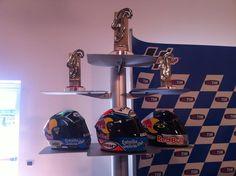 Helm juara gp san marino #moto3 @alexmarquez23 @Rins42 @jackmilleraus