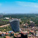 Oficinas Torre Virreyes es un desarrollo de Grupo Danhos de uso mixto localizado en la parte baja de las Lomas de Chapultepec, junto al Bosque de Chapultepec, muy bien conectado nueva autopista elevada de la ciudad, con arquitectura espectacular y la conservacion de un edificio historico,