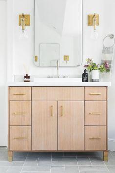 Bright & Airy Modern Master Bathroom Remodel Inspiration | Studio McGee Blog