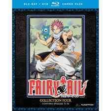 Fairy Tail: Collection Four