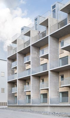 joliark metallic apartment complex stockholm sweden designboom