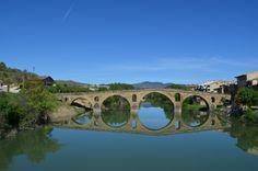 Puente de Puente la Reina ( Camino de Santiago)  www.loretxea.com