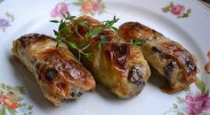kipAKKA kokkaa: Sieni-pekoni-kaalikääryleet