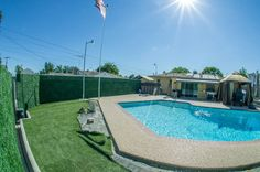 Pool owners are supposed to empty and refill their pools every five to seven years to prevent mineral buildup. Instead, Pool Services Technologies pumps water into a rig, cleans it and puts it back into the pool.  Anti-Drought Campaign - Collections - Google+