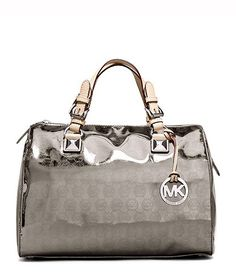 Available at Dillards.com [Michael Kors] in Grayson Metal Metallic for $328