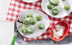 Spinach Gnocch-wee on Weelicious