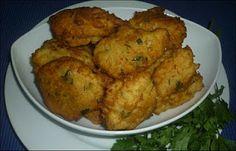 Hoje para jantar ...: Pataniscas de Peixe