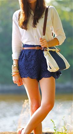 Beautiful summer outfit