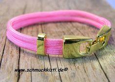 Armband gold rose von Schmuckkistl auf DaWanda.com