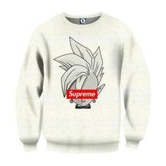 DBZ Zamasu Supreme Kai Logo Creative Idea Design Sweatshirt #DBZ #Zamasu #Supreme #KaiLogoCreativeIdea #DesignSweatshirt