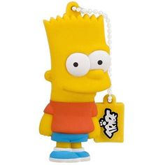 Nelson Bully Simpson Cartoon 16GB USB Flash Thumb Drive Storage Device