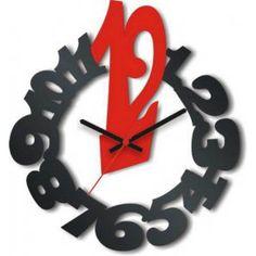 Часы настенные Восклицание