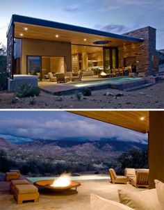 "Miraval in Tucson, ""a luxury spa and wellness retreat on 400 acres populated with rammed earth buildings and plenty of cacti 