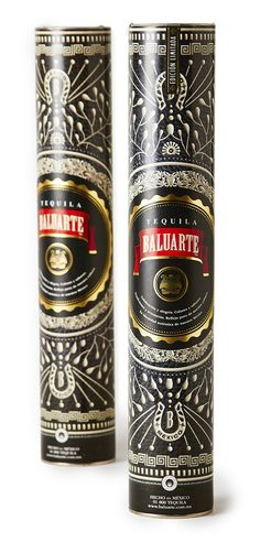 Special Edition Tequila Baluarte Packaging Mariachi Style