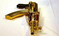 The Museum with the Golden Gun   The RiotACT