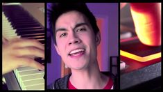 Payphone/Telephone - Maroon 5/Lady Gaga (Sam Tsui Cover) -- I think this is one of my favorites :)