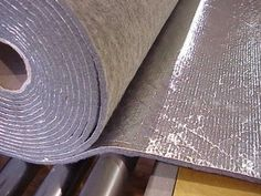 thermozite - thermal acoustic insulation