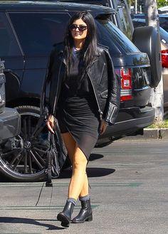 Kylie Jenner Street Style 2013 Kylie jenner street style