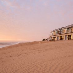 At Winston Beach House in Henties Bay, Namibia you are literally situated on the spectacular beach ─ the ultimate refreshing beach holiday spot.  #Namibia #hentiesbay #beachhouse #onthebeach #getaway #southernafrica #travel