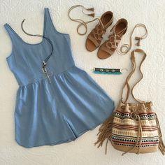 Bist du #festivalready? Lass dich inspirieren für dein perfektes #Boho Outfit