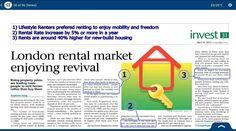 London Rental Market Updates