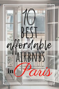 hotel in paris Rounded up some of the best Airbnbs for all budgets in Paris! Including the one we recently stayed in. Paris France Travel, Paris Travel Tips, Europe Travel Tips, Travel Abroad, Travel Ideas, Asia Travel, Travel Guide, Travel Inspiration, Travel Destinations