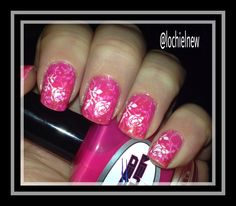 Loaded Lacquer Dragon Fruit - Pond Manicure