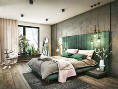 Bedrooms. Inspiration for the home. Dormitorios, inspiración para el Hogar.