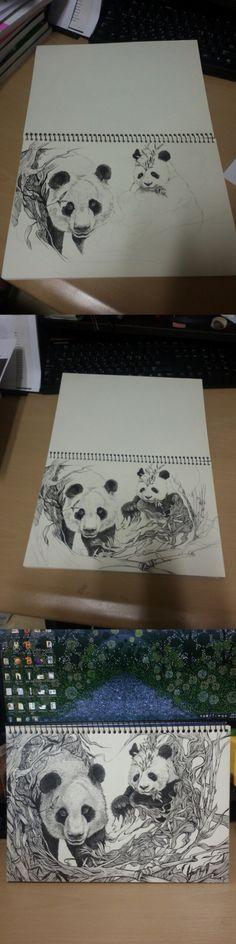 2012 SOKI 공모전 출품작02-Giant Panda 자이언트 팬더