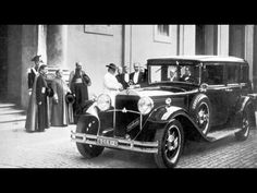 1930 Mercedes-Benz Nurburg 460 Popemobile - Pope Pius XI