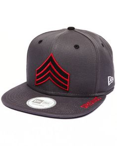 c729bdb7290 Grenade Chevron  NewEra Adjustable  Snapback Cap with Embroidered Logos   Grenade  BaseballCap Caps