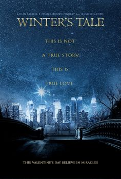 """'Winter´s tale' es una película construída sobre la novela homónima de Mark Helprin en la que se basa. El estreno en Estados Unidos está programado para el 14 de febrero de 2014  Nos trasladamos a """" la Nueva York de principios del siglo XX, Peter Lake (Farrell) es un ladrón de casas irlandés que se encuentra con una misteriosa mujer (Brown Findlay) en una mansión de la zona alta de Manhattan en la que pretendía robar. A pesar de  ..."""""""
