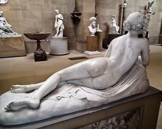 Reclining Nude-Chatsworth House