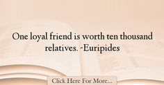 Euripides Quotes About Relationship - 57407