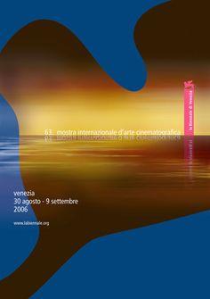 Manifesto Festival del Cinema di Venezia 2006