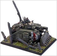 Imperial Guard Leman