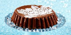 Gâteau au chocolat moelleux Trifle Desserts, Dessert Recipes, Strawberry Trifle, Batch Cooking, Flan, Coco, Tiramisu, Deserts, Food And Drink