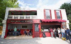 Get some delicious breakfast @ Bistro de Paris! Get Some, Broadway Shows, Breakfast, Morning Coffee, Morning Breakfast
