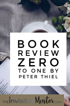 This is a book summary and review of Zero to One by Peter Thiel. If you're a startup, then you MUST read Zero to One by Peter Thiel. In the pages of the book, you'll find ideas and tips on how to build successful startups. He covers many topics such as lessons from the dotcom crash, characteristics of a monopoly and how to build one, questions every business must answer, and the things that hold us back, and what new products need to succeed in the marketplace. Visit my website to read my…