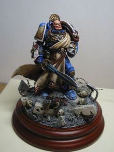 Primarch - Roboute Guilliman of the Ultramarines