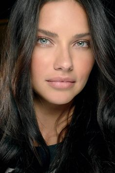 colour yourself beautiful with M·A·C's spring/summer 15 beauty trends | watch | i-D. Adriana Lima.