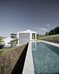 Hofhäuser in Zumikon, Think Architecture