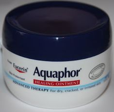 Using Eucerin Aquaphor For Tattoo Aftercare