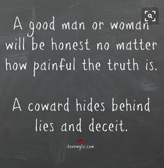 quotes about being lied too