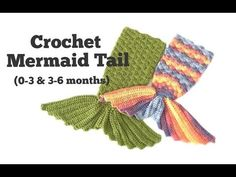 Trendy Crochet Stitches For Blankets Baby Mermaid Tails Ideas Crochet Mermaid Tail Pattern, Baby Mermaid Crochet, Crochet Baby Cocoon, Baby Afghan Crochet, Irish Crochet, Knit Crochet, Baby Knitting Patterns, Baby Patterns, Crochet Patterns