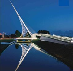 Biografias – Santiago Calatrava   Construção e Decoração