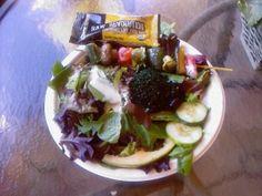 Sedona, Arizona Raw Spirit Festival: One Free Raw Food Meal Served Per Day