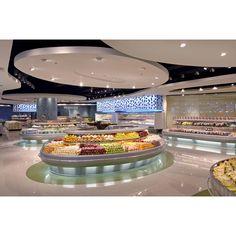 Landmark supermarket by Hugh A. Boyd Architects, Manila – Philippines