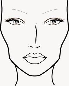Oi! Gente vocês sabem o que é Croqui ou Face Chart? No começo eu também fiquei com muita duvida então resolvi pesquisar para saber mais des...